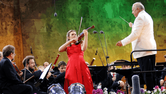 Neeme Järvi: One Thousand and One Nights – With Janine Jansen