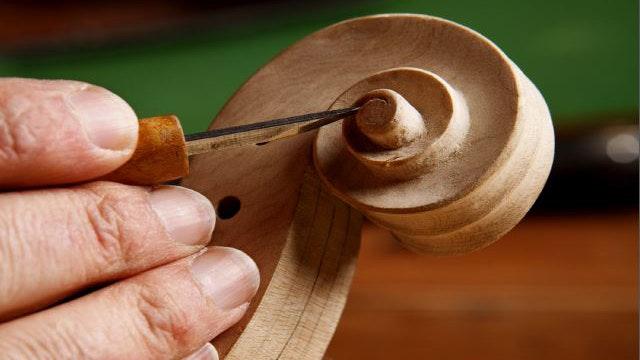 Trois luthiers pour trois violons