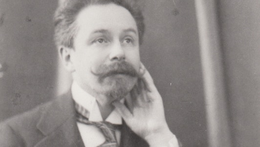 Towards The Light: Portrait of Alexander Scriabin