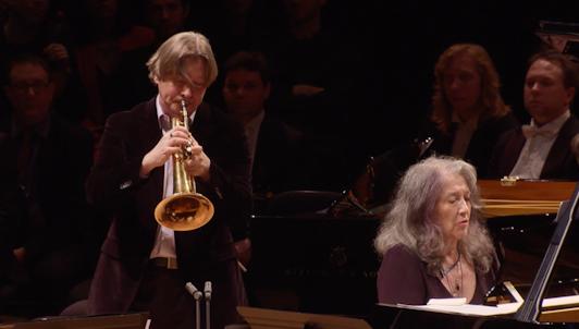 Hommage à Ivry Gitlis — Avec Martha Argerich, le Quatuor Ébène, Renaud Capuçon…