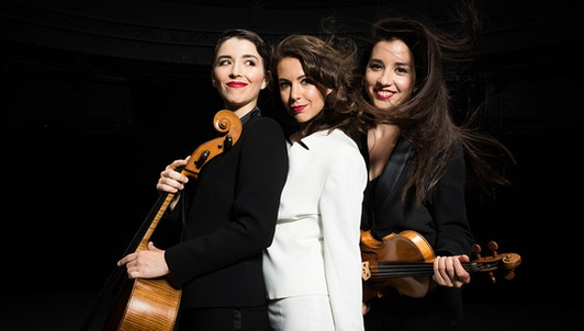 The Trio Sōra plays two Beethoven Trios and a piece by Kelly-Marie Murphy