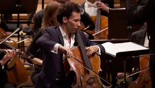 Tugan Sokhiev conducts Chen and Shostakovich – With Edgar Moreau