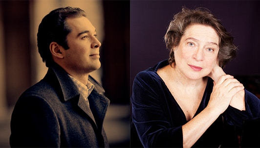 Elisabeth Leonskaja and Tugan Sokhiev perform Grieg's Piano Concerto