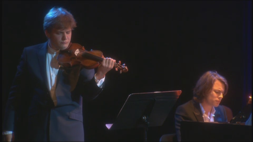 Valeriy Sokolov and David Fray perform Beethoven and Bach