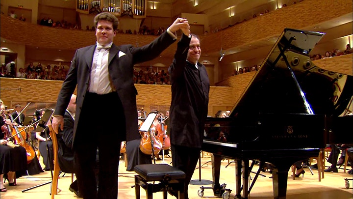Valery Gergiev conducts Prokofiev – With Denis Matsuev and Leonidas Kavakos