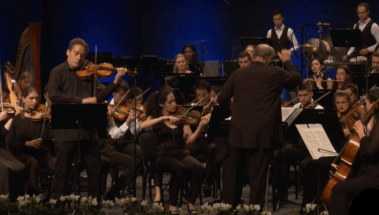 Valery Gergiev conducts Bartók and Shostakovich – With Kristóf Baráti