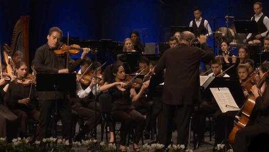 Valery Gergiev dirige Bartók et Chostakovitch – Avec Kristóf Baráti
