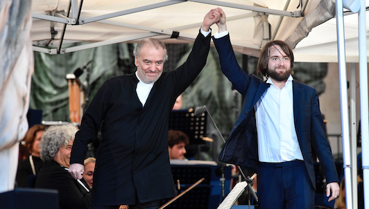 Valery Gergiev conducts an all-Beethoven program – With Daniil Trifonov