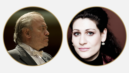 Valery Gergiev conducts Berg and Ravel — With Anja Harteros
