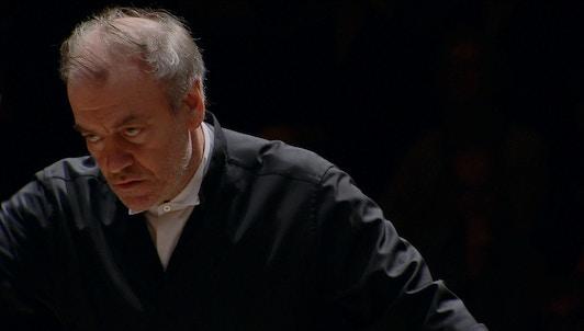 Valery Gergiev dirige Brahms et Szymanowski