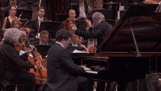Valery Gergiev conducts Prokofiev and Shostakovich – With Denis Matsuev