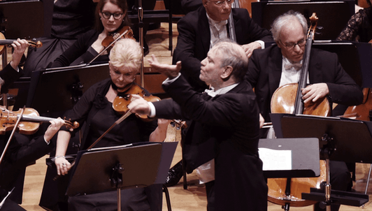 Valery Gergiev conducts Strauss and Stravinsky – With Kristóf Baráti