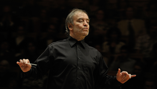 Valery Gergiev conducts Widmann, Brahms, and Shostakovich – With Leonidas Kavakos