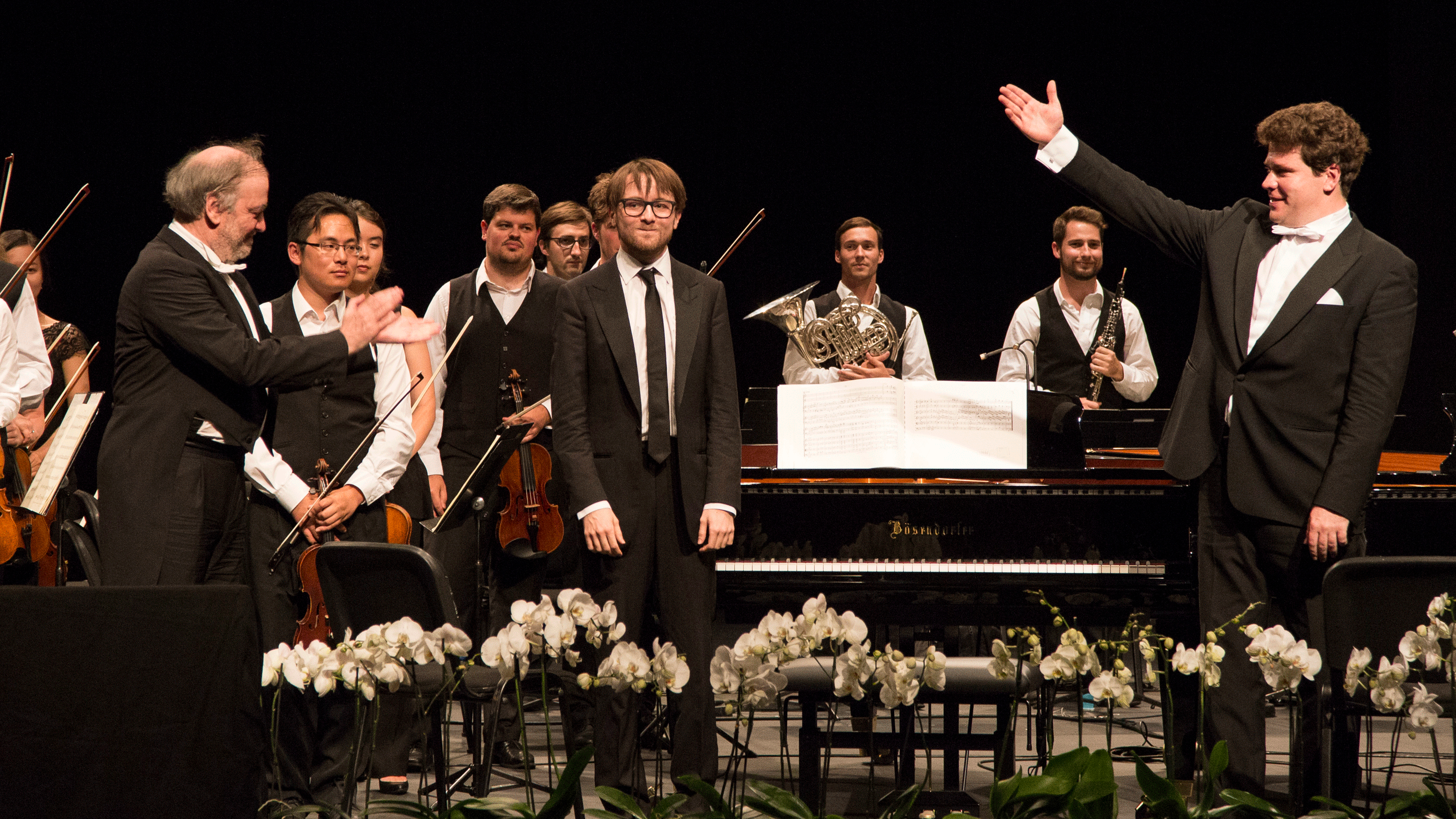 Valery Gergiev conducts Mozart and Tchaikovsky – With Denis Matsuev and Daniil Trifonov