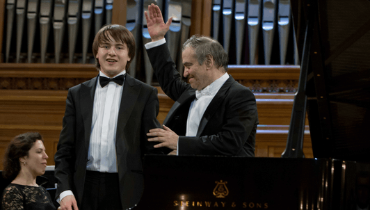 Valery Gergiev conducts Prokofiev — Daniil Trifonov performs the 1st Piano Concerto