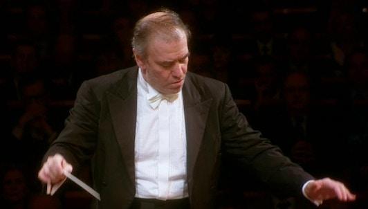 Valery Gergiev dirige la Sinfonía n.° 4 de Chaikovski