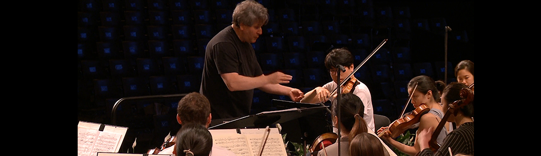 Verbier Artists in Rehearsal (II/II)