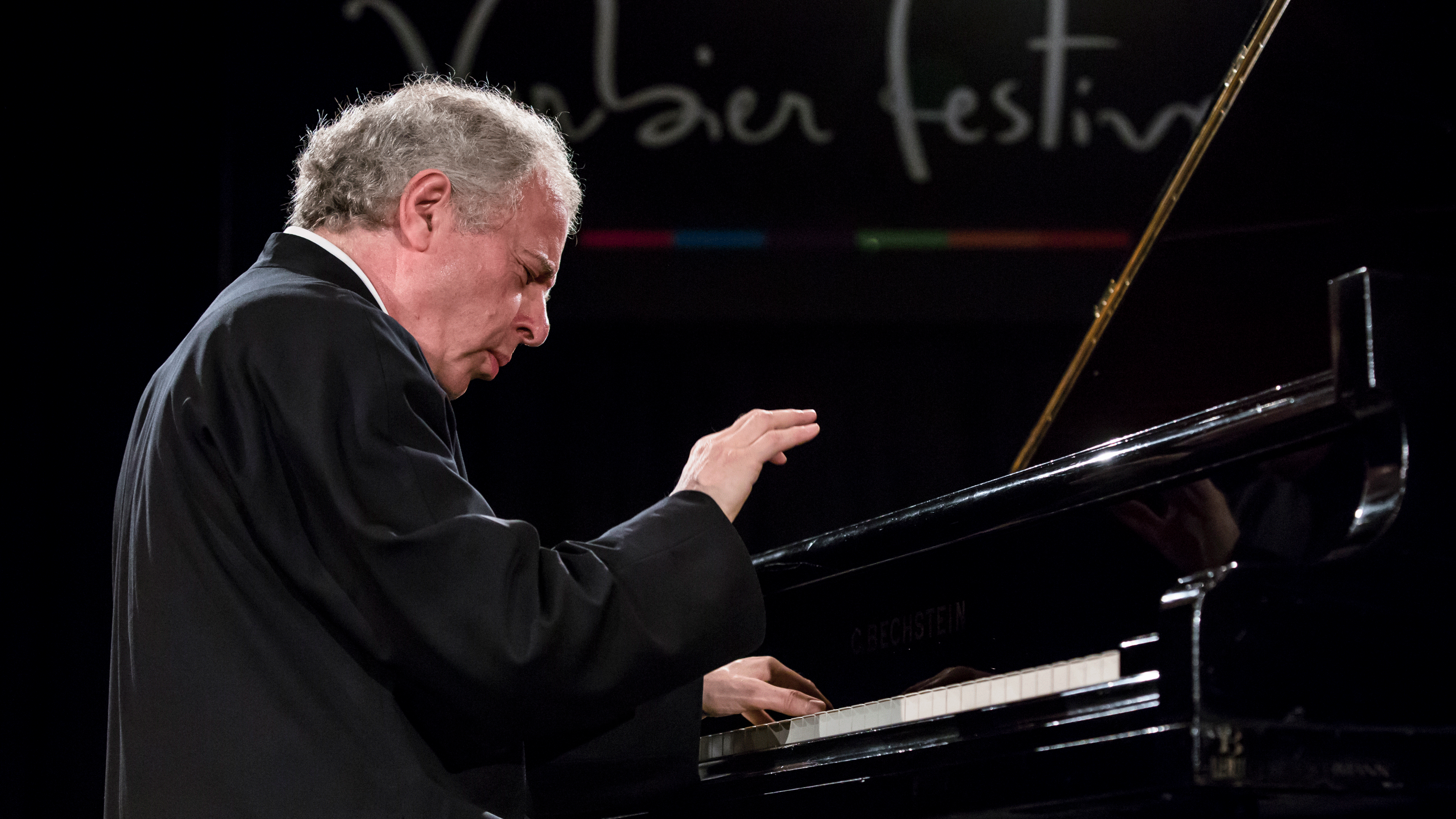 Sir András Schiff joue Haydn et Beethoven
