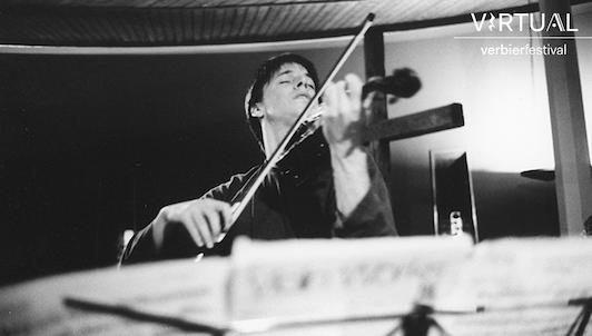 Un día con Joshua Bell II: Captaciones inolvidables en el Festival de Verbier