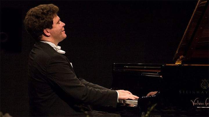 Denis Matsuev plays Tchaikovsky, Schumann and Stravinsky