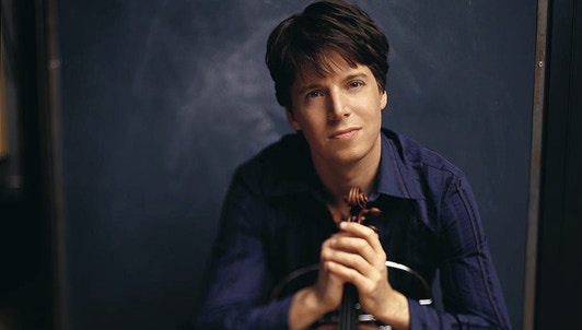 A day with Joshua Bell