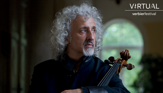 A day with Mischa Maisky I: Brand-new moments at the Virtual Verbier Festival