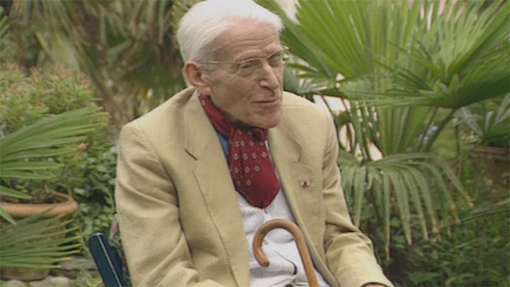 Vlado Perlemuter, a pianist