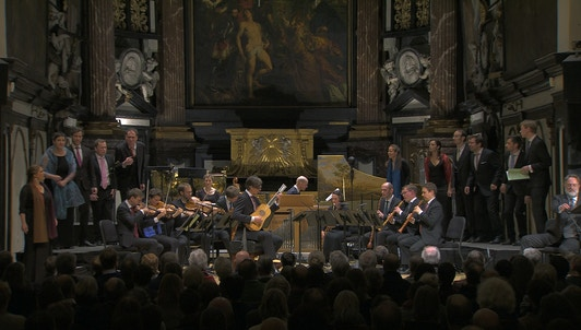 NEW VOD: Lionel Meunier conducts Purcell's King Arthur