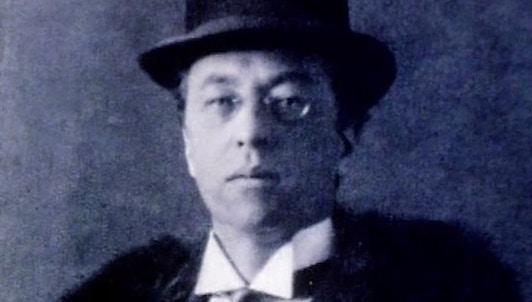 Portrait de Vassily Kandinsky