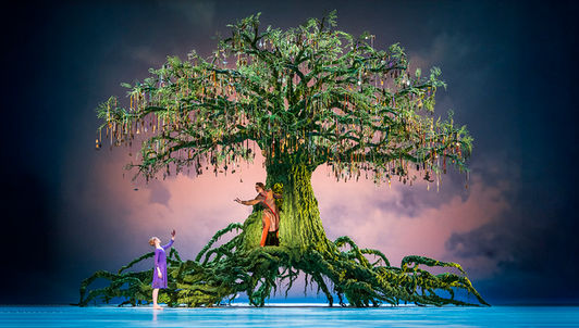 The Winter's Tale de Christopher Wheeldon, musique de Joby Talbot