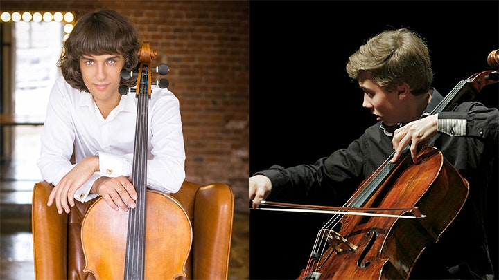 XV International Tchaikovsky Competition: Cello, Final Round (III/III)