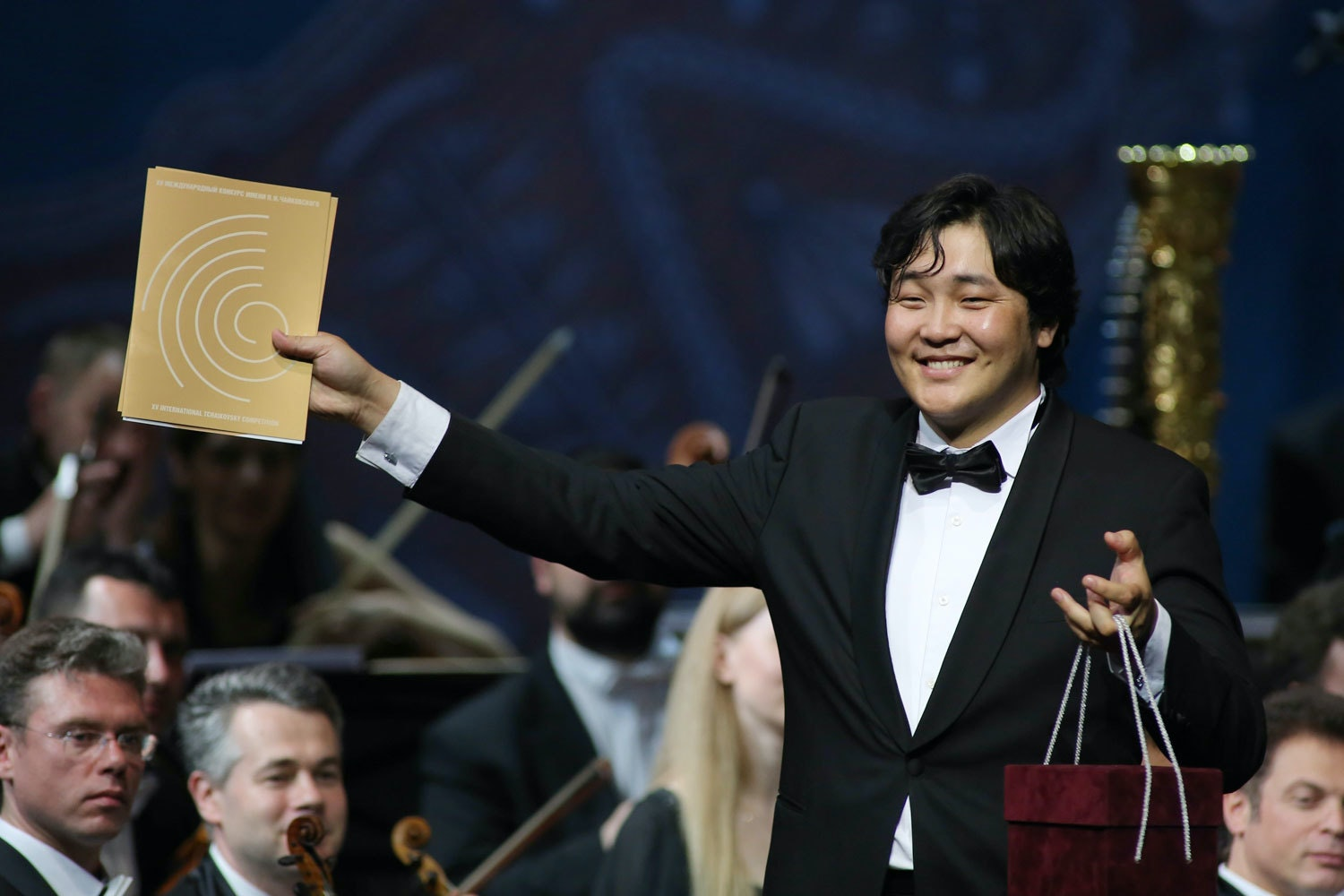 XV International Tchaikovsky Competition: Winners' Concert