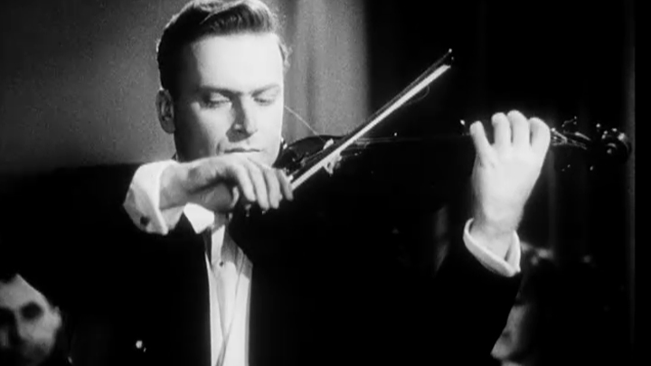 Yehudi Menuhin plays Mendelssohn, Brahms and Sarasate