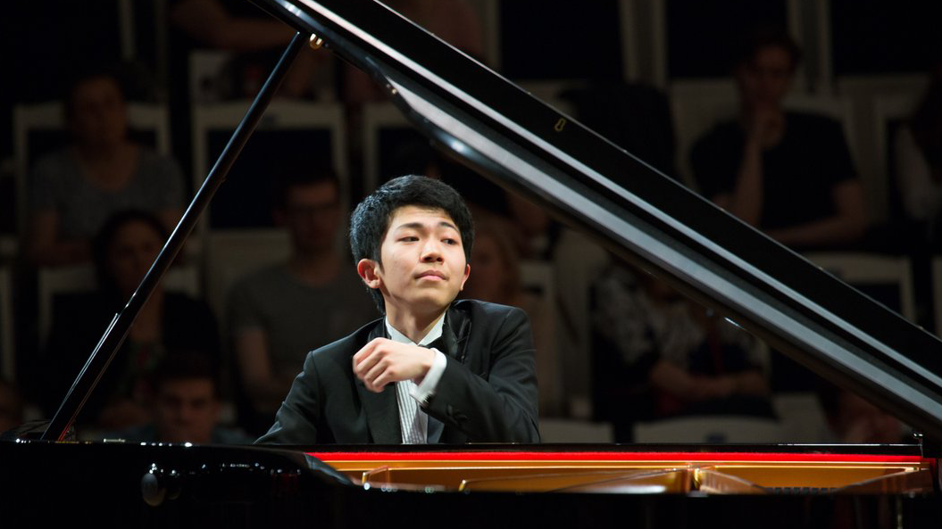 Yichen Yu plays Liszt's Piano Concerto No. 1 in E-flat Major, S. 124