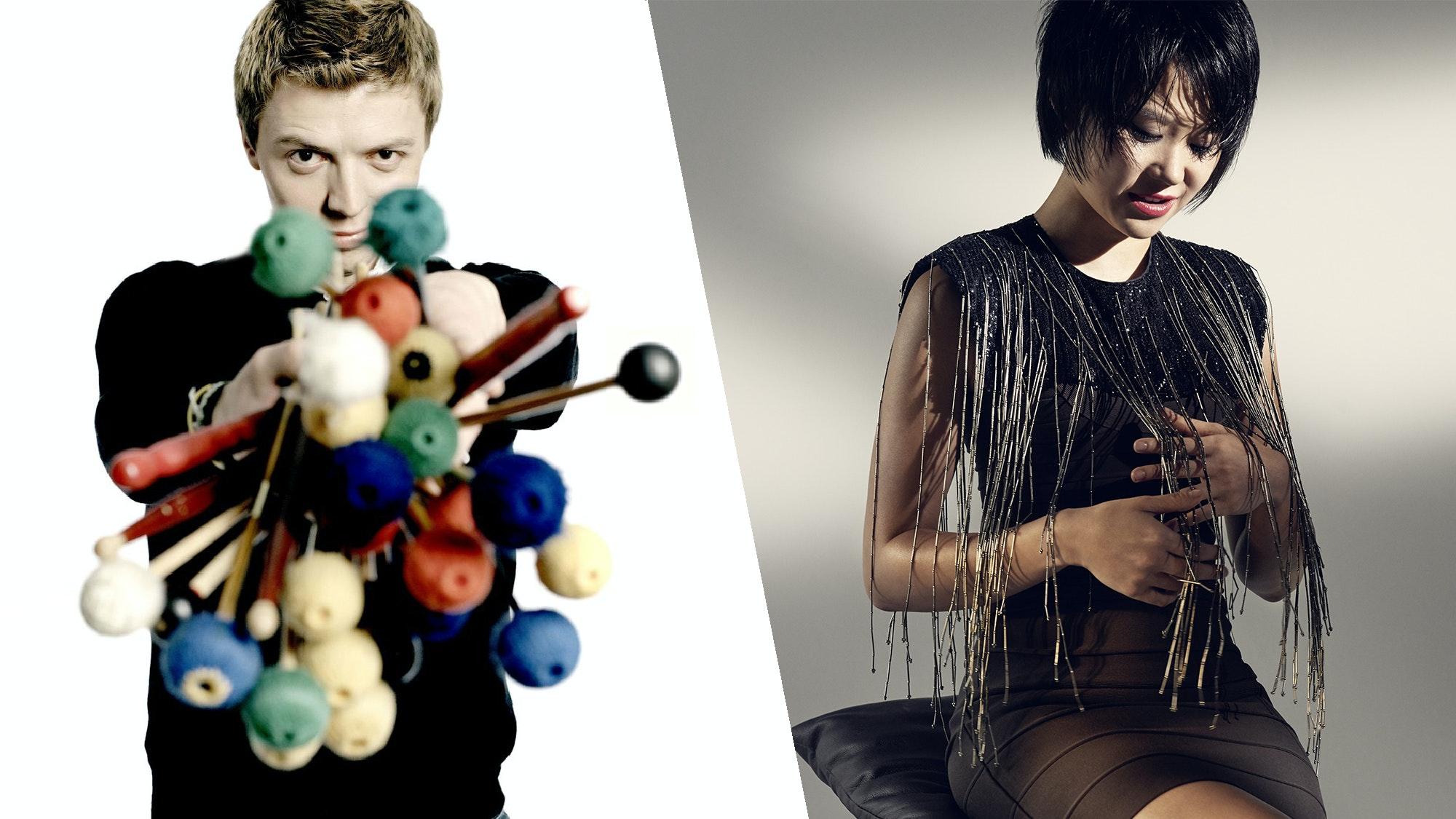 Yuja Wang and Martin Grubinger: An Explosive Encounter Between Piano and Percussion