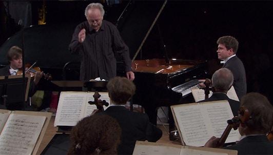 Yuri Temirkanov dirige Rossini, Brahms et Elgar – Avec Denis Matsuev