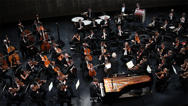 Yuri Temirkanov conducts Prokofiev and Bruckner – With Denis Matsuev