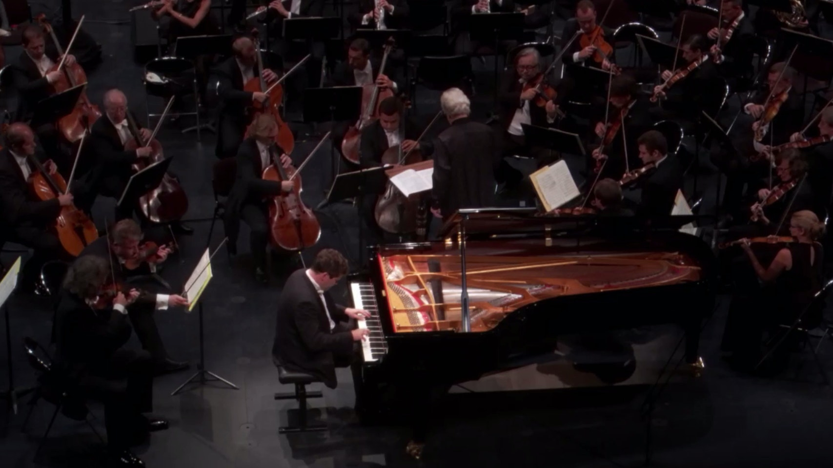 Yuri Temirkanov conducts Prokofiev – With Denis Matsuev