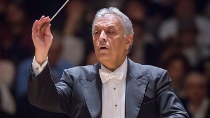 Zubin Mehta conducts Mahler – With Yefim Bronfman Chen Reiss and Okka von der Damerau