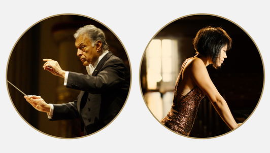 Zubin Mehta conducts Rachmaninov and Berlioz – With Yuja Wang